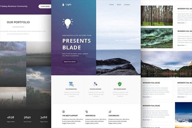 25+ Modern Responsive Email Templates Design Shack