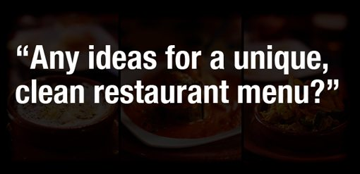 Tackling Online Menus Tips and Examples Design Shack