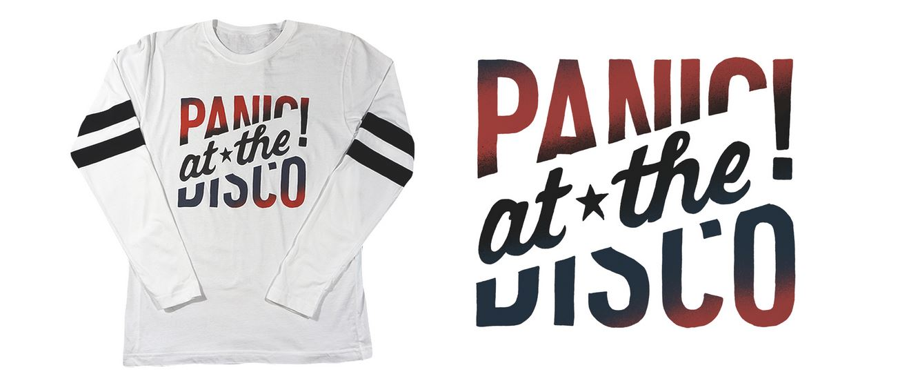 Design Trend Sliced Text  Typography Freedom of Creation