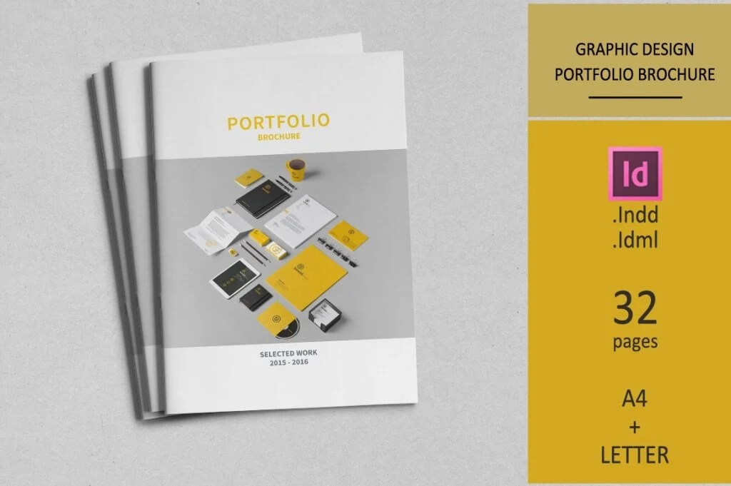 70+ Modern Corporate Brochure Templates Design Shack - Product Brochure Template