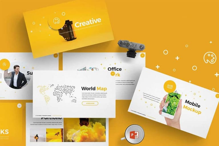 10 Professional PowerPoint Templates (And How to Use Them) Design