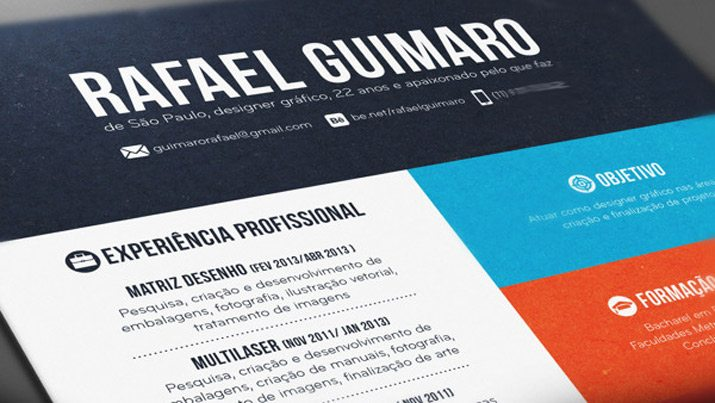 How to Design a Resume That Stands Out Design Shack