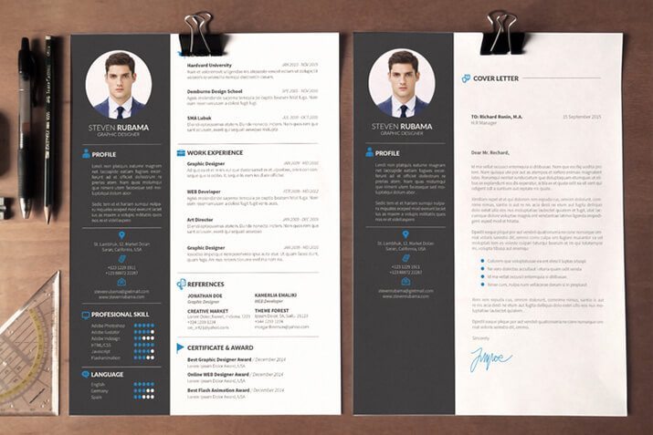 5 Tips for a Better Freelance Resume Design Shack - Resume Design