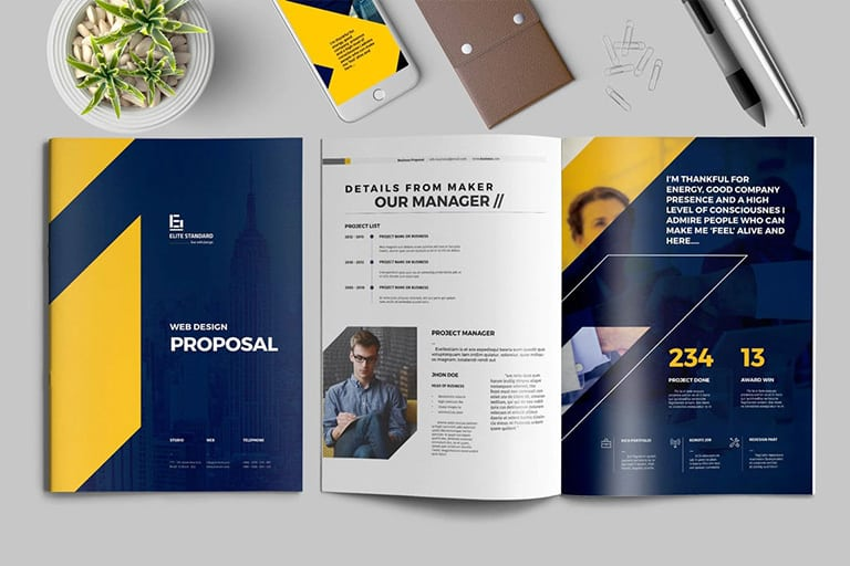 What Is a Web Design Proposal? (And How to Write One) Design Shack - design proposal