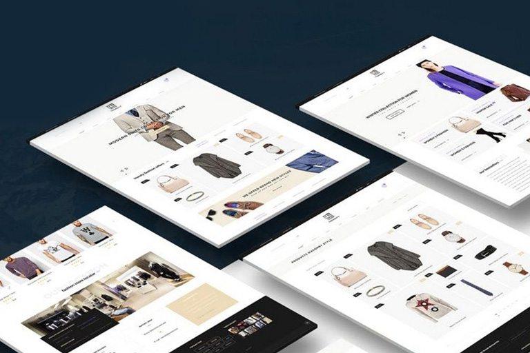40+ Best Website PSD Mockups  Tools 2019 Design Shack