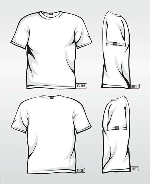 Weekly Freebies 20 Free T-Shirt Design Templates Design Shack - t shirt template