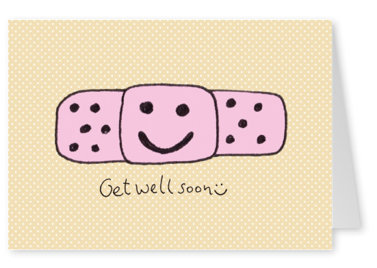 Consolation Get well soon Cards Send real postcards online
