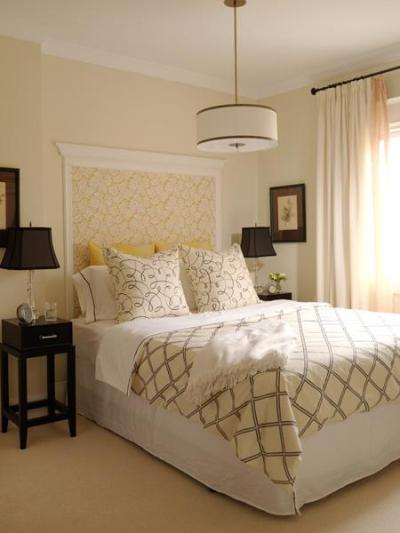 Is it a blank slate above your bed? | DesignWorks Blog