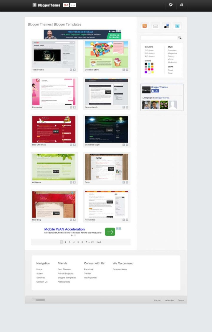 bloggerthemes