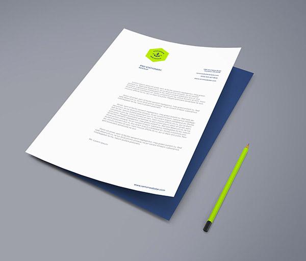 29_A4 Paper PSD Mockup