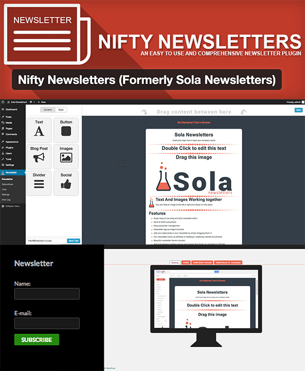 02 Nifty Newsletters (Formerly Sola Newsletters)