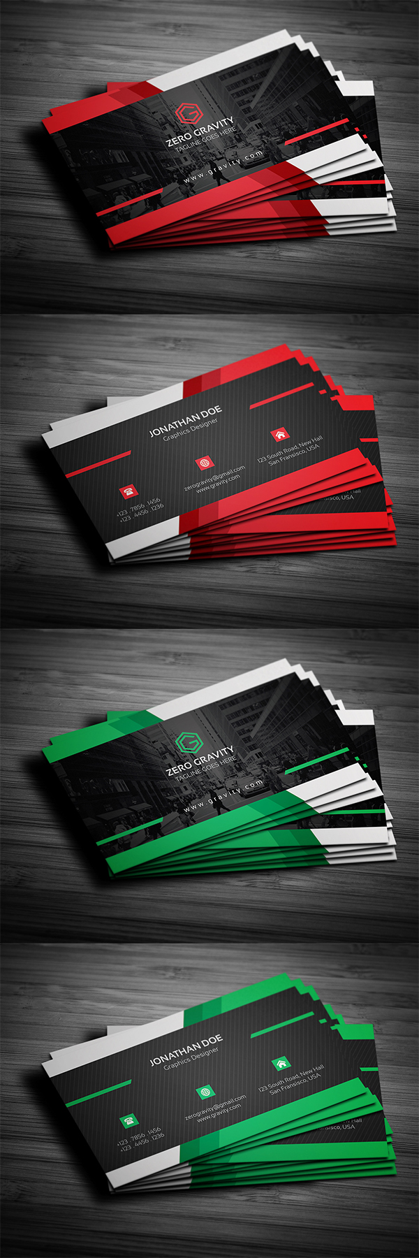 04 Business Card Design