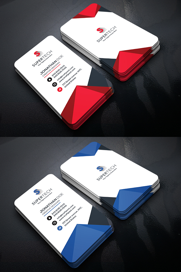 06 Business Card Design