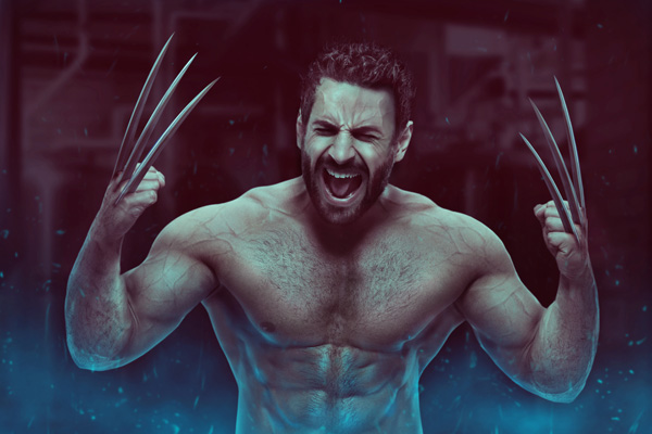 07 Wolverine Photo Manipulation
