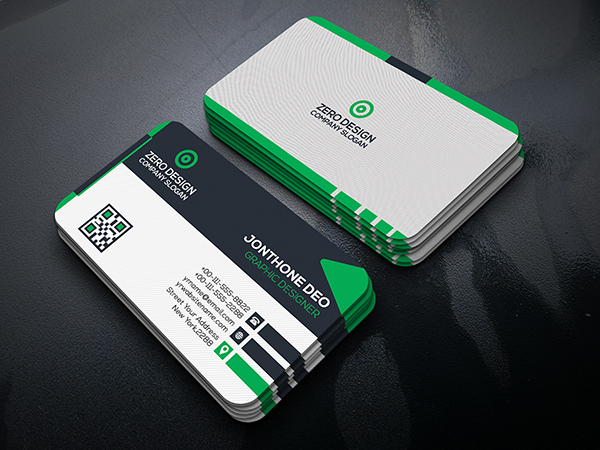 08 Business Card Design