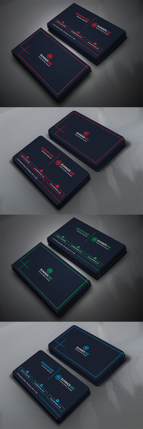 17 Business Card Design