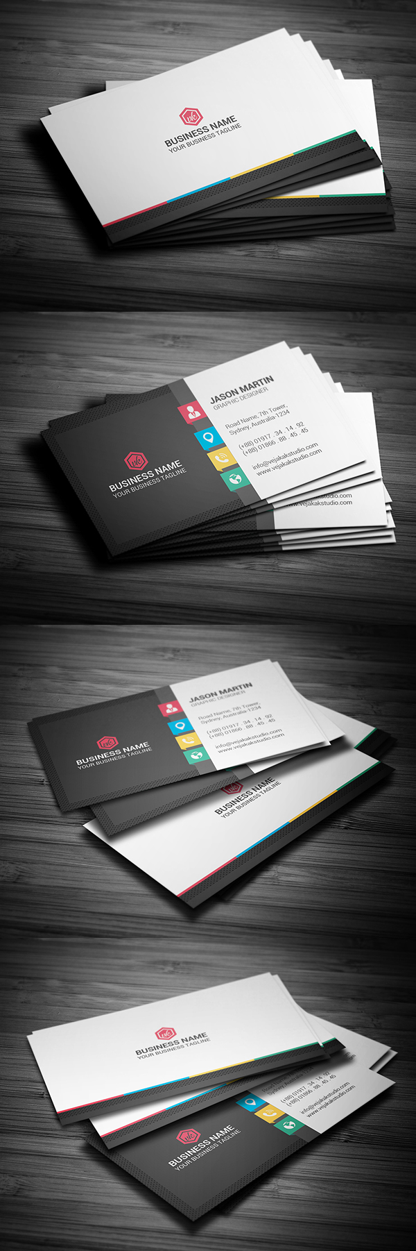 24 Business Card Design