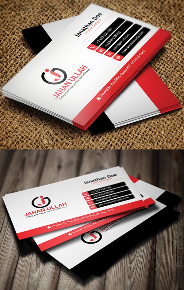 27 Corporate Business Card