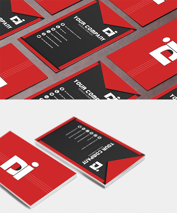 09 Free Business card