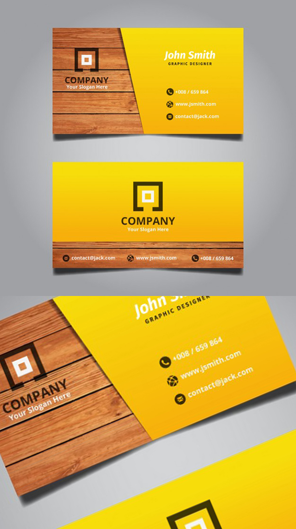 13 Free Business Card Template