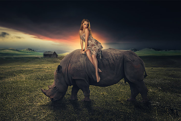 21 Sunset Photoshop Manipulation Tutorials