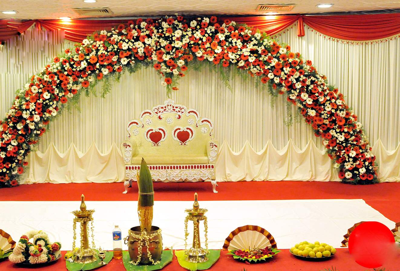 Stage Decoration Ideas Design Indian Wedding Decoration Ideas Important 5 Factor To