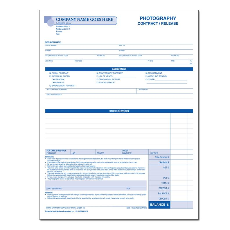 Product Details DesignsnPrint - photography invoice sample