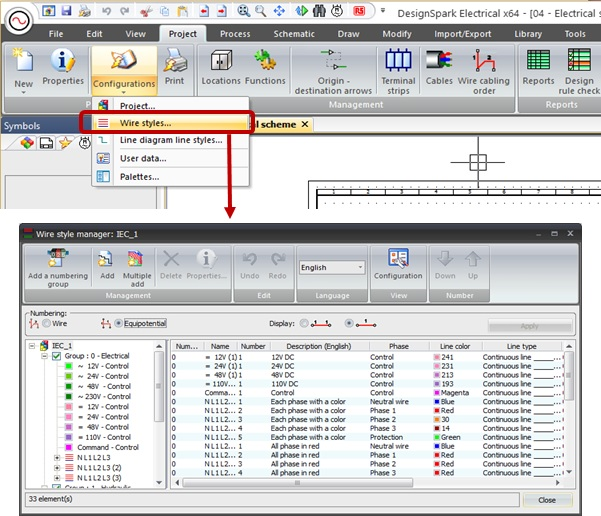 How do I create a schematic drawing? \u2013 DesignSpark Support