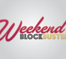 Weekend Blockbusters Logo by DesignSphere