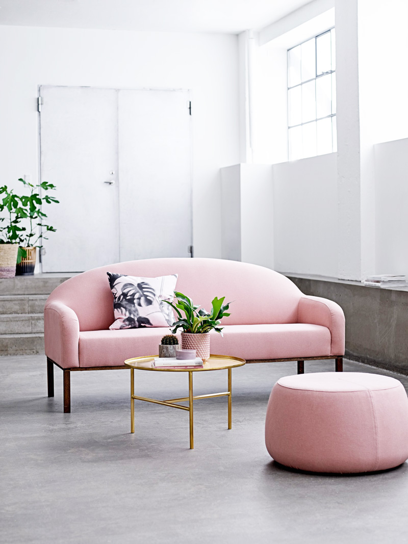 Rosa Couch 12 Times A Pink Sofa Made The Room – Design*sponge