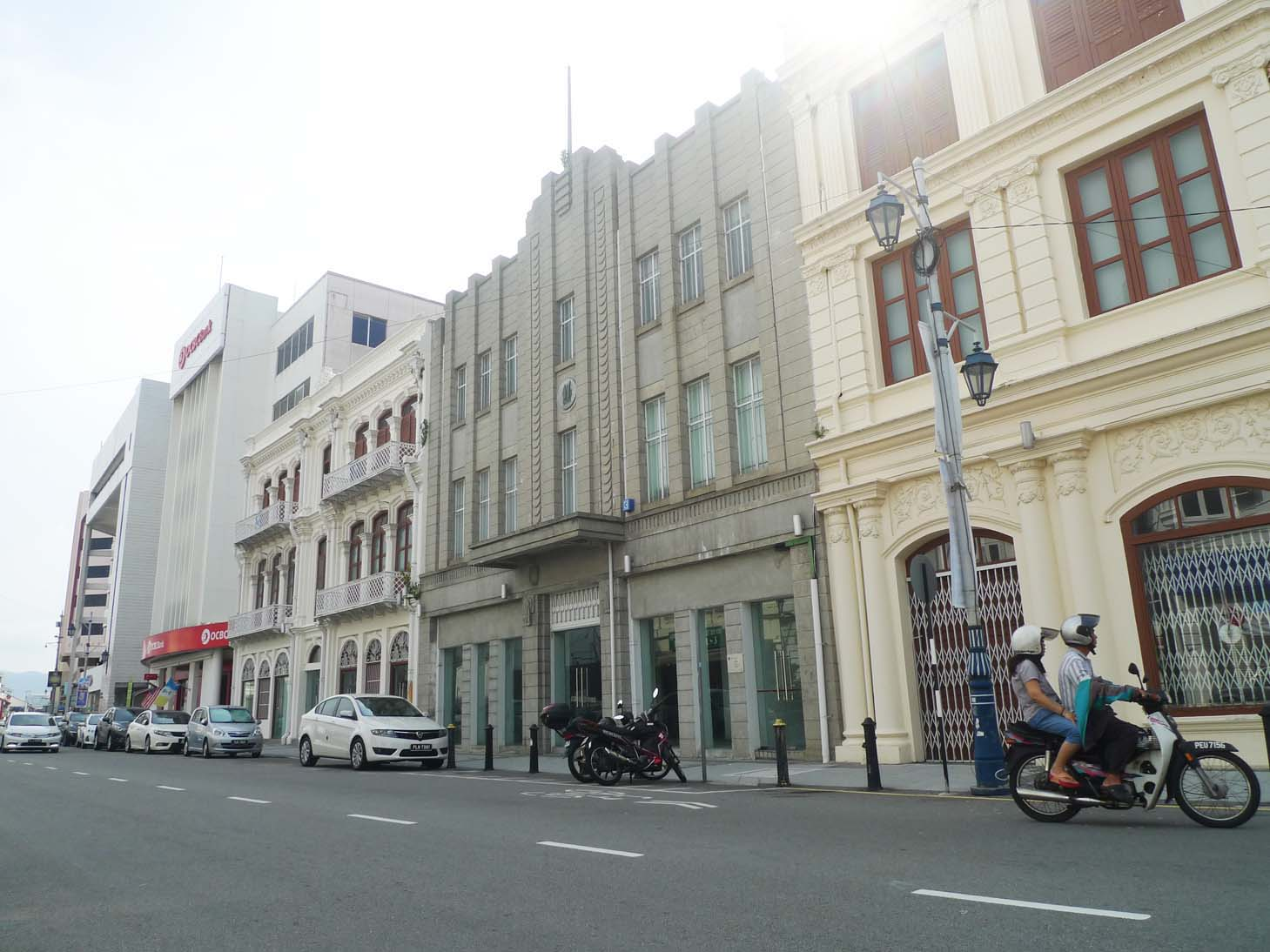 Plaster Building Shanghai Plaster The Art Deco Buildings Of George Town Malaysia