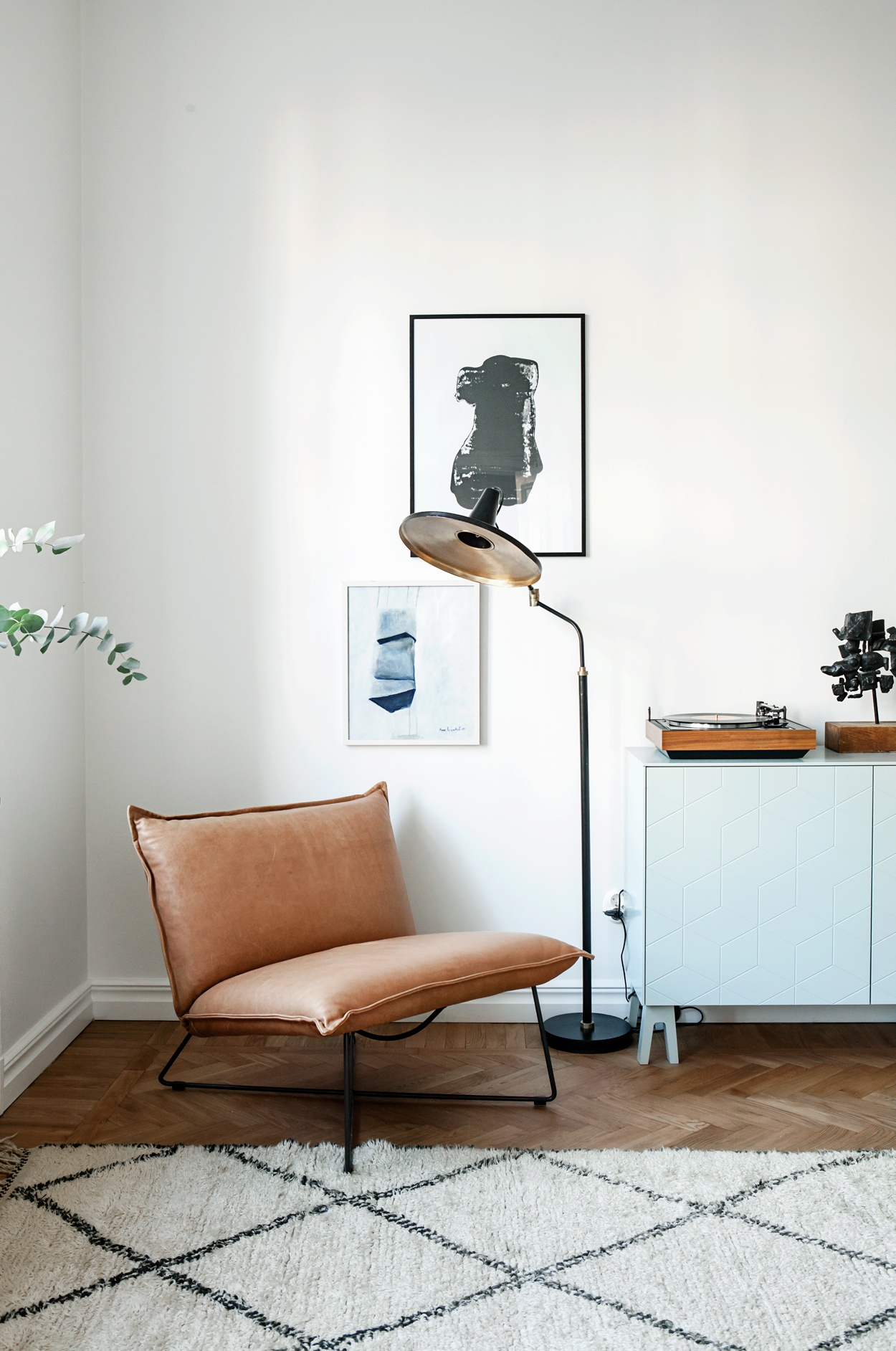 Sessel Scandi Fredagsmys Swedish Interior With Pastels Scandinavian
