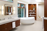 Award-Winning Bathroom Remodel: The Open Shower Concept