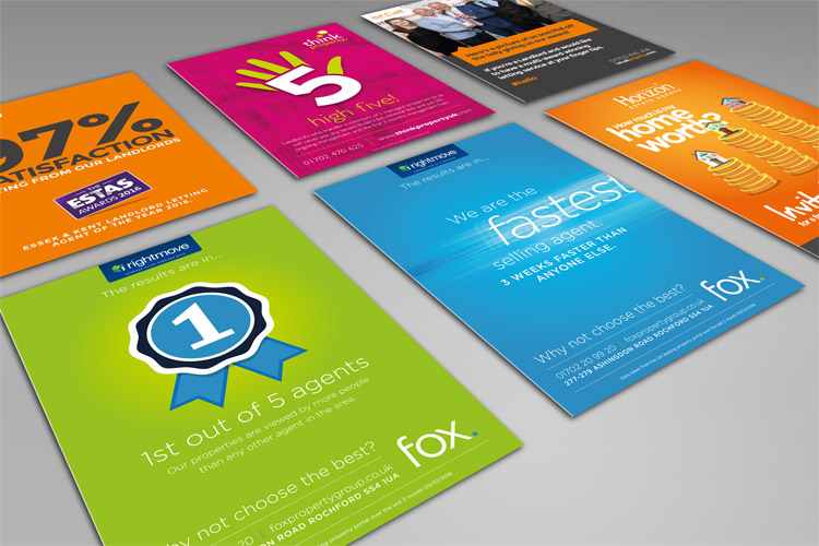 Leaflet Design Southend, Essex Flyer Design Southend, Essex