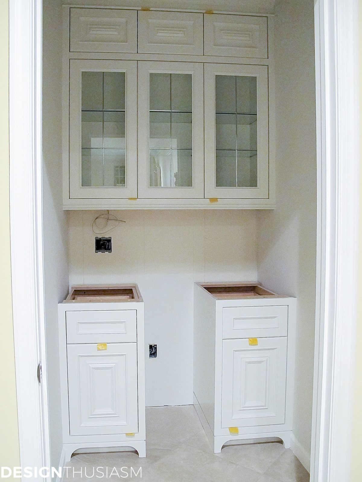 Closet Pantry From Storage Closet To A Dream Butler S Pantry A Renovation
