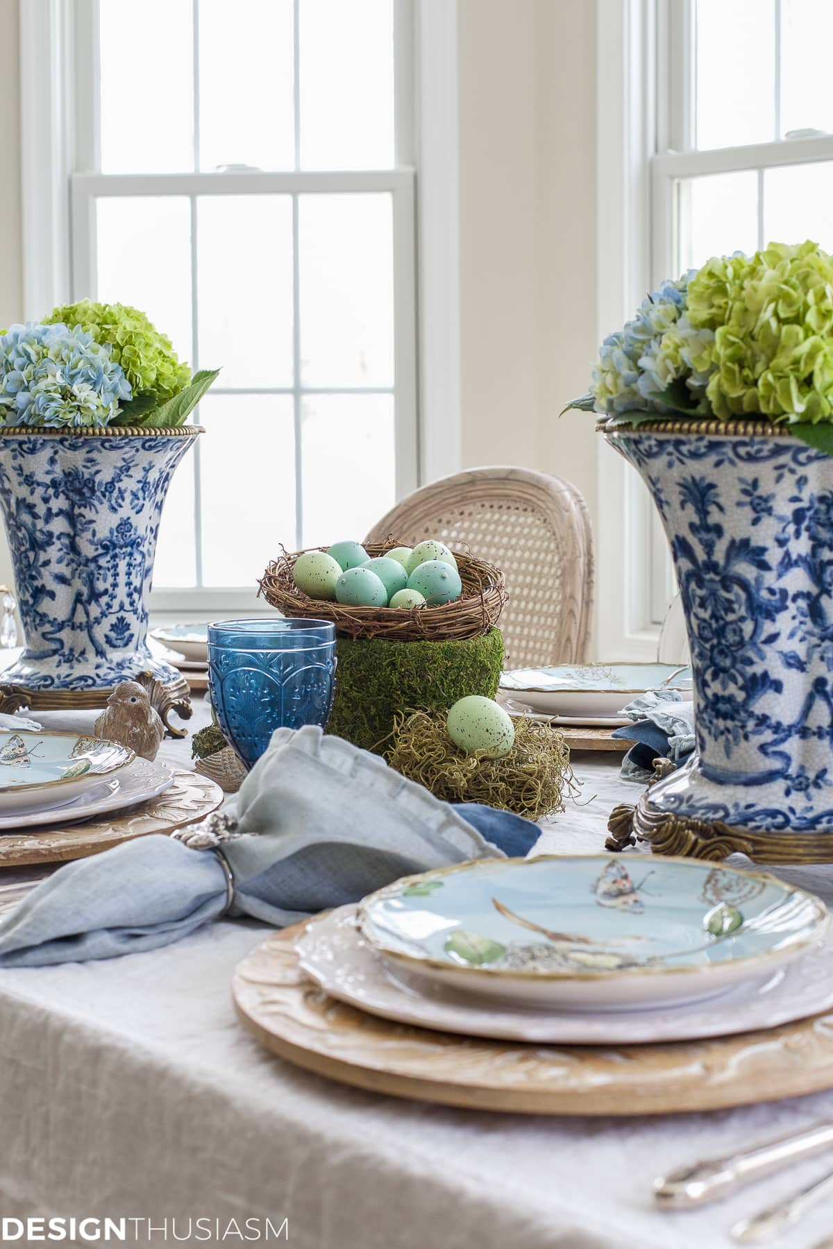Elegant Easter Table Decorations For A Holiday Brunch