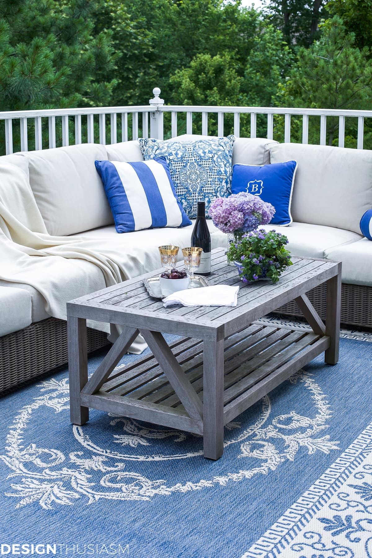 Outdoor Lounge Outdoor Lounge How One Piece Can Pull Your Patio Decor Together