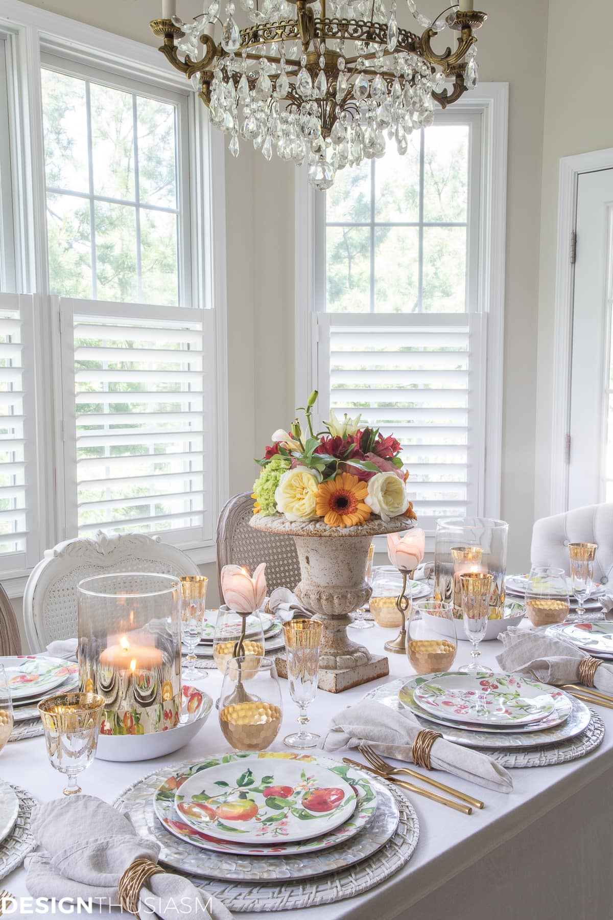 Insanely Gorgeous Informal Table Setting Ideas On A Budget