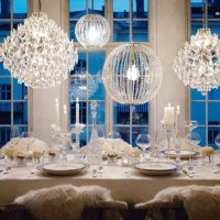 2013 New Years Eve Dinner Party Table Setting Ideas
