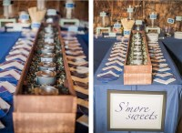 Wedding Smores Bar | Design Waffle