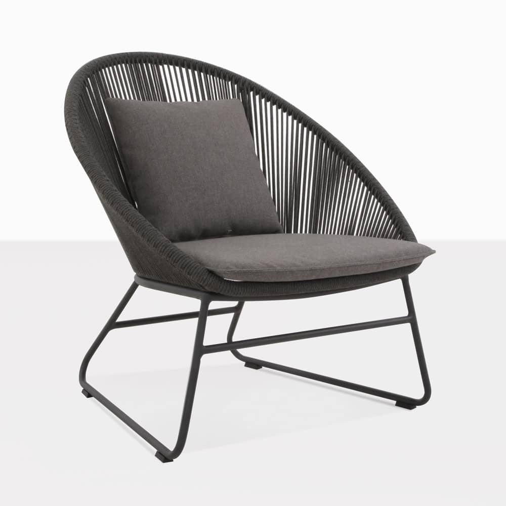 Outdoor Lounge Nz Toga Outdoor Lounge Chair Vertical Weave