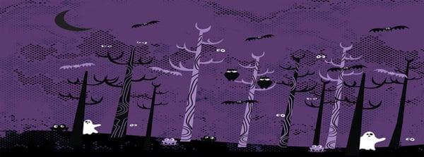 Cute Halloween Cat Wallpaper 100 Free Halloween Facebook Covers Make Your Friends