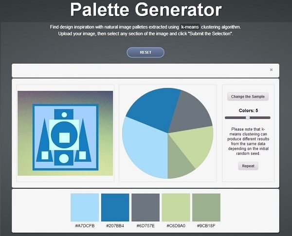 What Color Palette Generator Suits You Best 46 Cool Color Tools