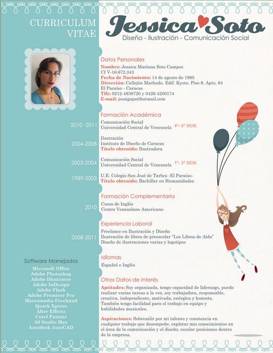 Resume Inspiration 30 Super Cool  Creative Resume Designs