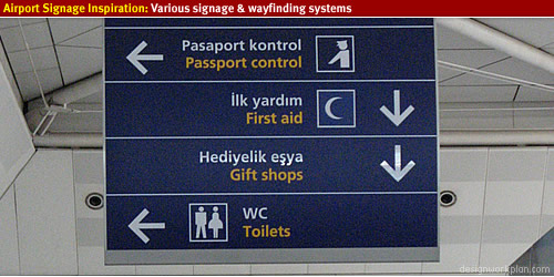 Bus Frankfurt Berlin Airport Signage: Photo Inspiration | Designworkplan