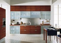 Glass cabinet shutter for your modular kitchen- Designwud
