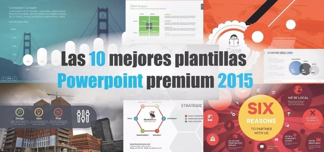 Las 10 mejores plantillas Powerpoint premium - plantillas powerpoint