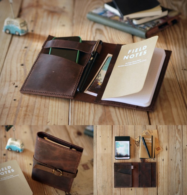 Daily Inspiration #1654 Journal - resume holder