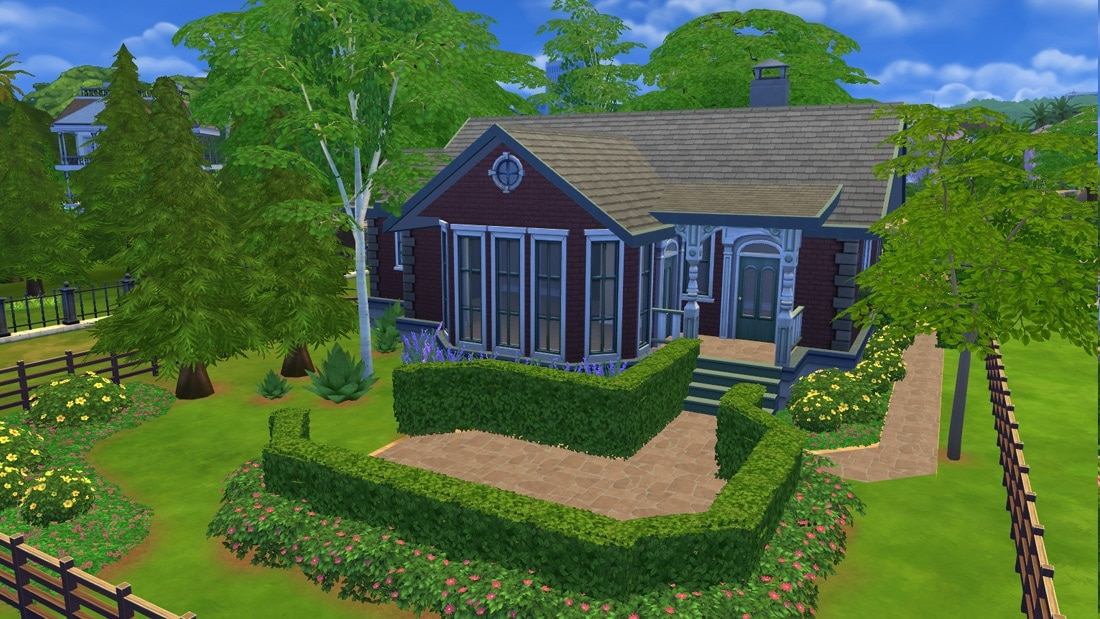 Sims 4 Badkamer Sims 4 Download: Huis Jacksons Ave | Sims 4