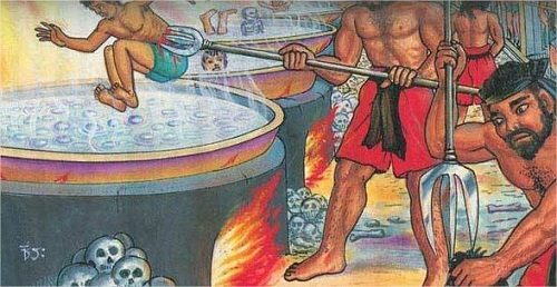 28 Deadly Punishments Mentioned in Garuda Puran of Hinduism 23